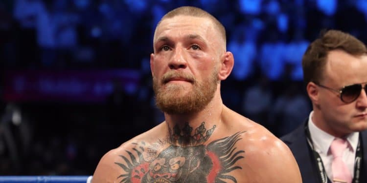 McGregor claims he is in talks to fight Manny Pacquiao
