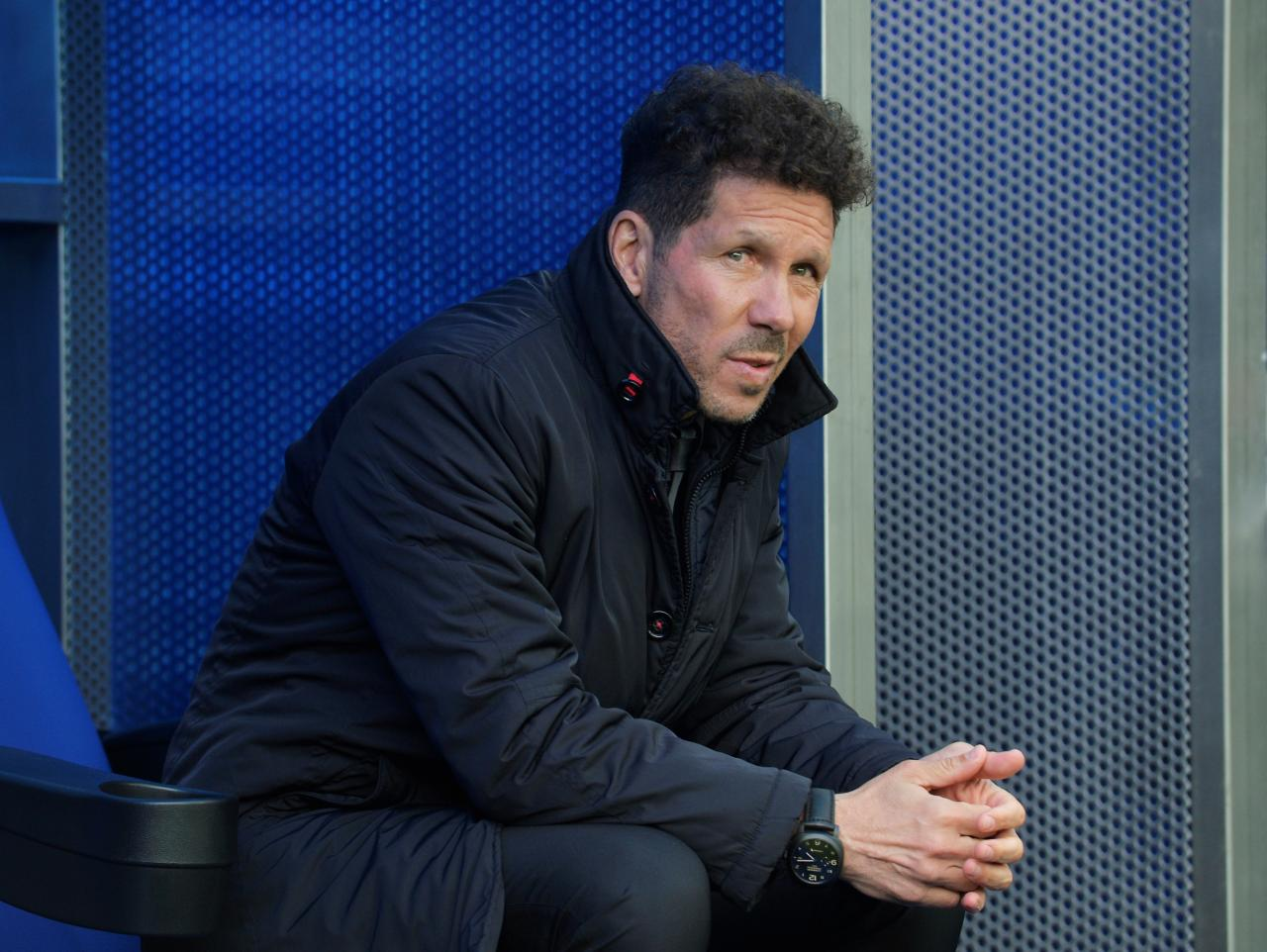 Ahead of the Madrid Derby, Diego Simeone: We Must Win!