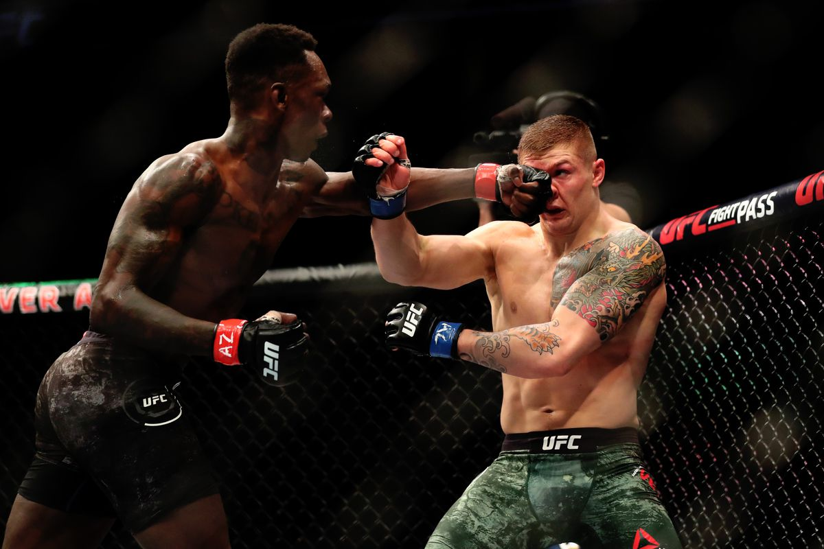 'I don't want to be babied all the way to the top' - Israel Adesanya