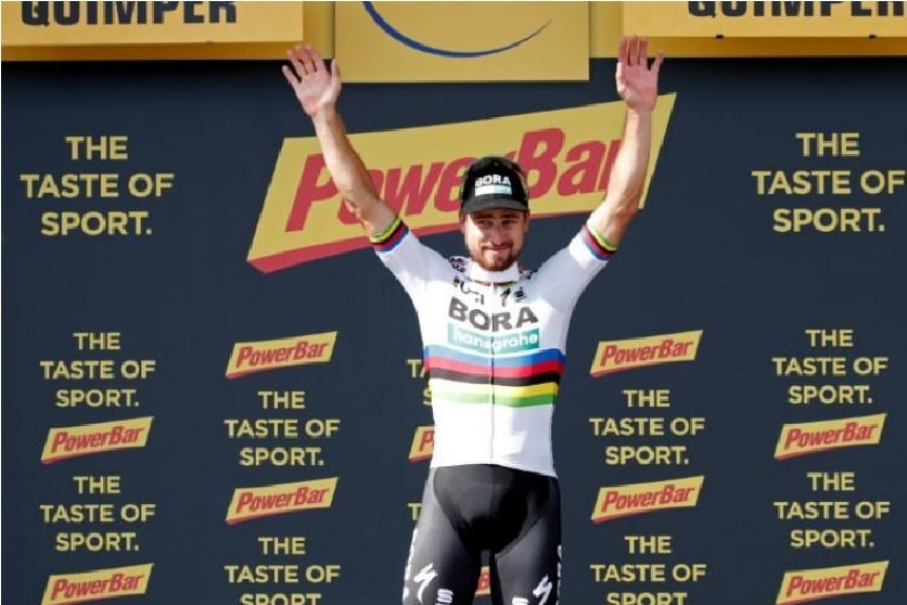 Sagan wins a new victory in the French race
