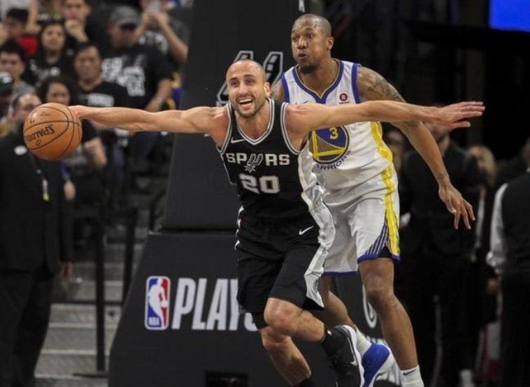 Argentinian Manu Ginobili retires after 16 years in the NBA