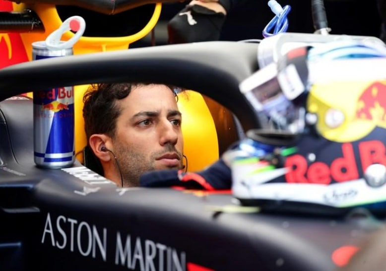 Ricciardo will leave Red Bull at the end of 2018 to join Renault