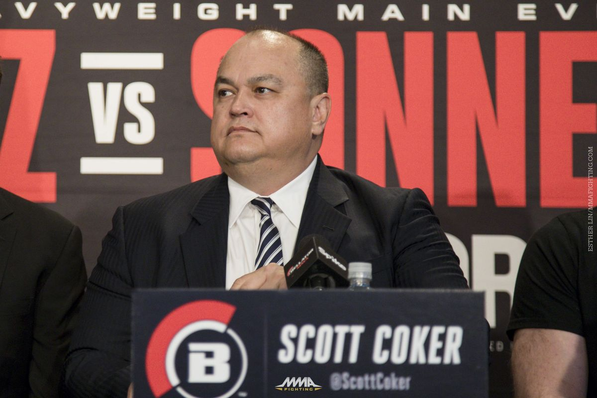 Scott Coker on UFC 233 cancellation: 'They ran out of bullets'