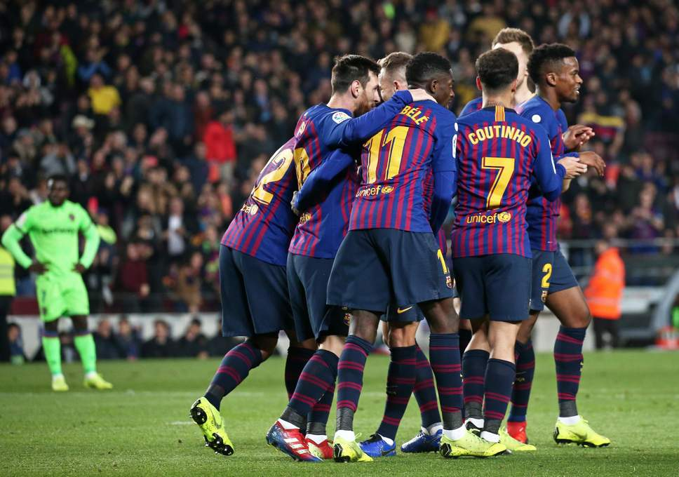 Barcelona Vs Leganes: live stream, date, time, preview, match details & watch online