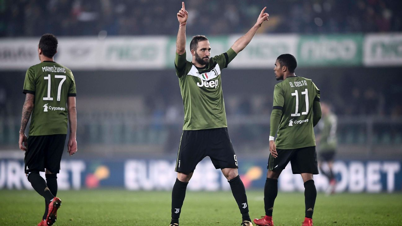 Juventus VS. Chievo Verona: live stream, date, time, preview, match details & watch online