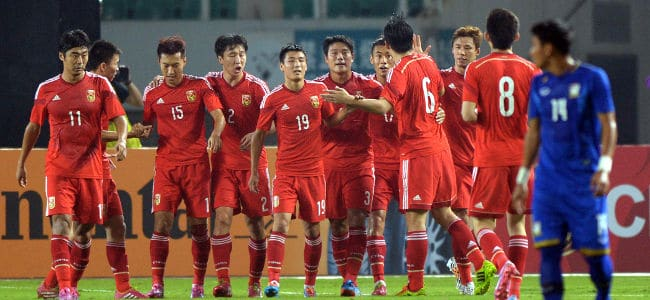 Thailand vs China: live streaming, preview & watch online