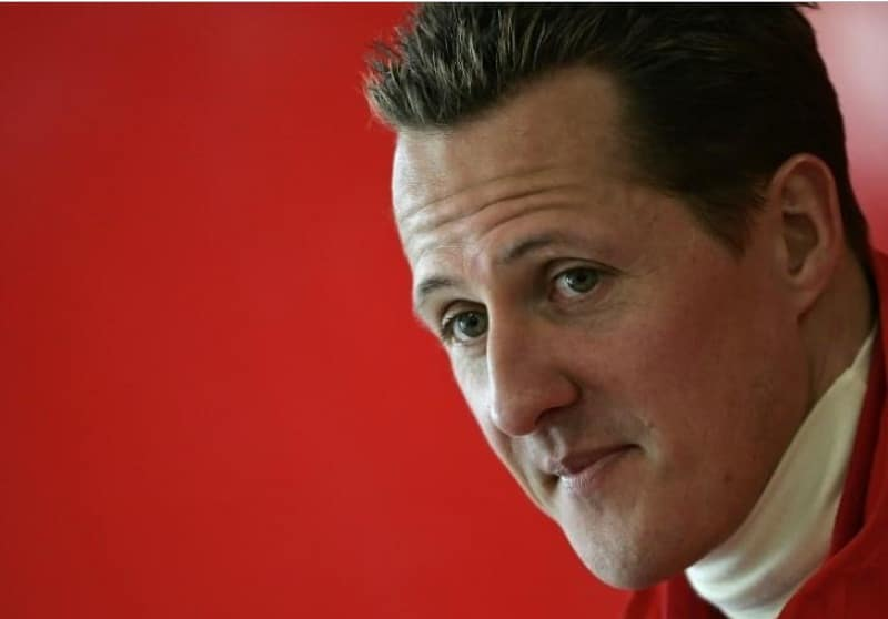 Formula One pays tribute to Schumacher on his 50th birthday