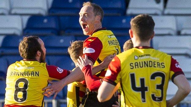 Partick Thistle vs Inverness: live stream, preview, kick off time and watch online
