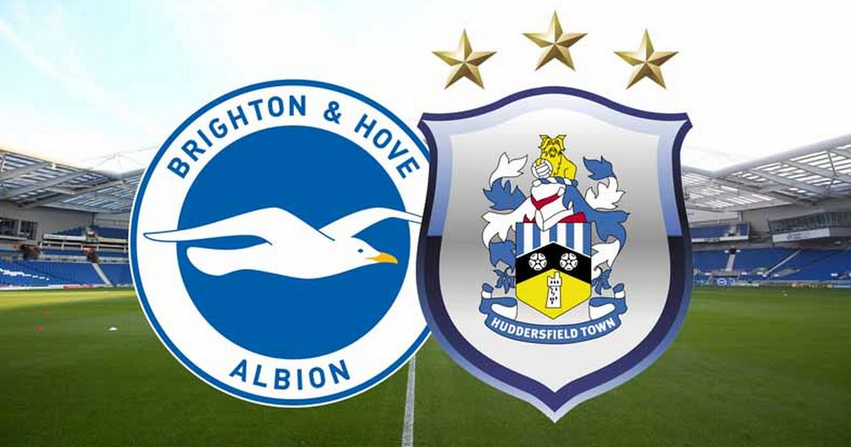 Brighton VS Huddersfield Town: live streaming, date, kick off time, preview & watch online