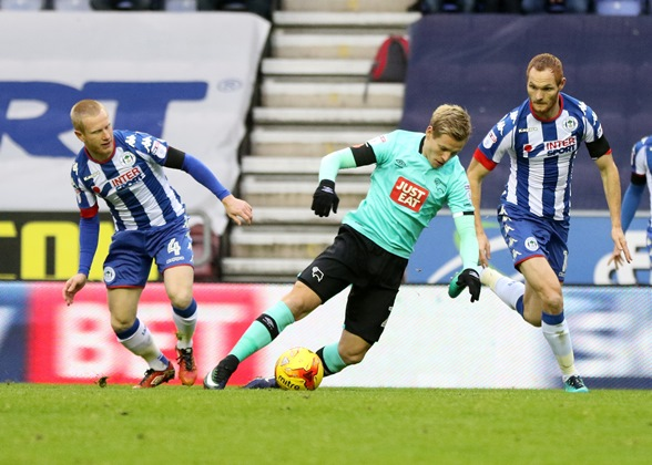 Derby County VS. Wigan Athletic: preview, date, live stream, kick off time, & watch online