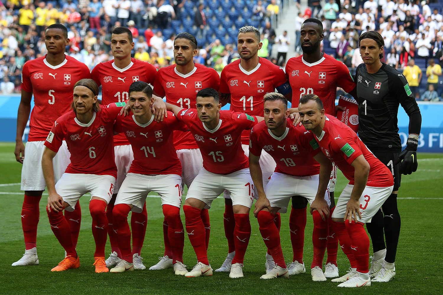 Switzerland vs Denmark: live stream, kick off time, preview, prediction & how to watch