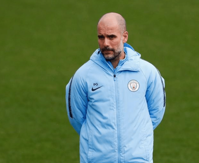 Guardiola calls on fans to help City reverse European key against Tottenham