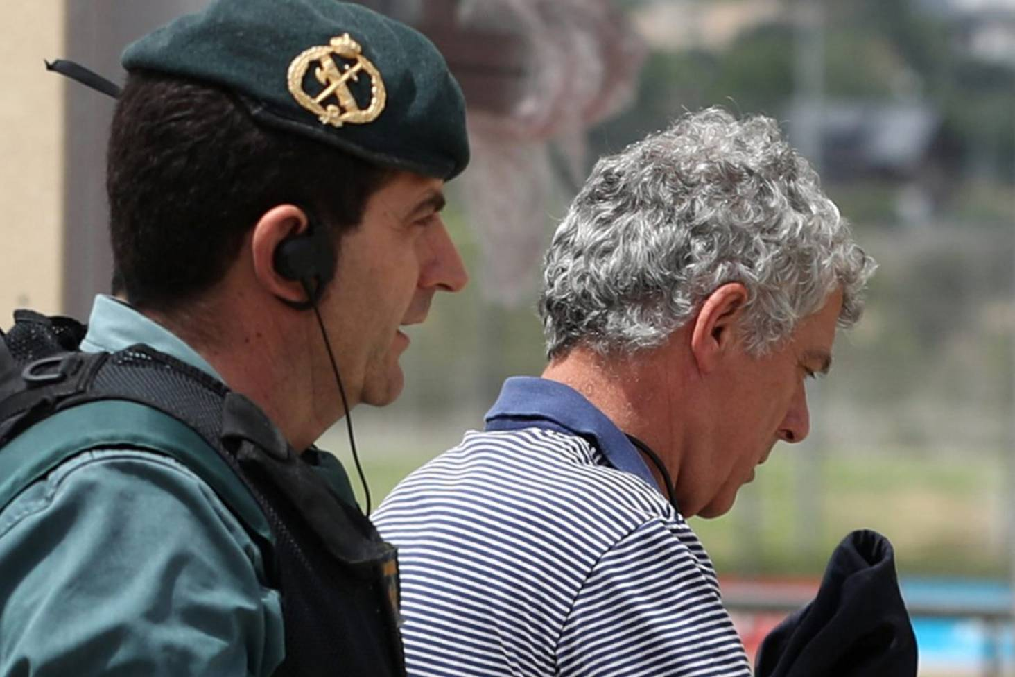 President and several football players of the first and second divisions of Spanish football were arrested for allegedly being part of a criminal organization