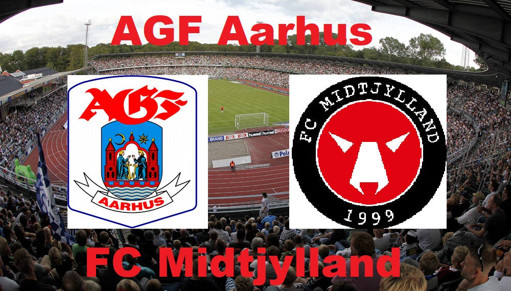 Is AGF Aarhus VS. FC Midtjylland Live Stream available on TV and Can I live stream It?