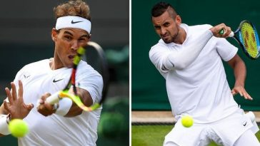 Rafael Nadal vs Nick Kyrgios Live Stream: Is there any cost to watch Wimbledon online