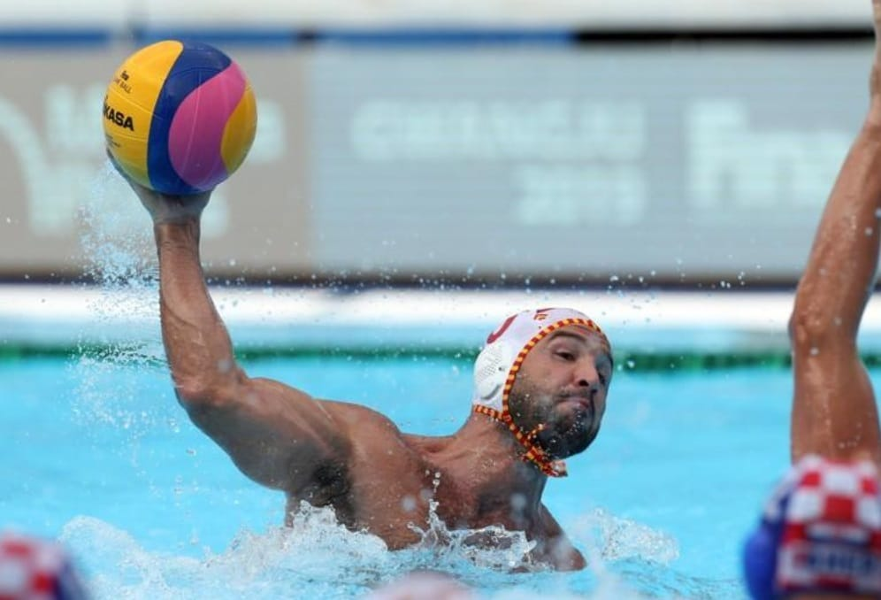 Spain will face Italy in the men's water polo final of the World Swimming Championship