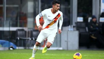Pellegrini Dedicated Two Goals for Zaniolo
