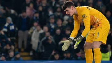 Frank Lampard Asks Arrizabalaga to Learn from Mistakes