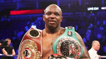 Boxing: Dillian Whyte Challenges Alexander Povetkin