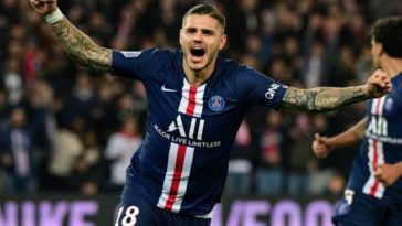 Icardi Becomes The Fantastic Four in PSG