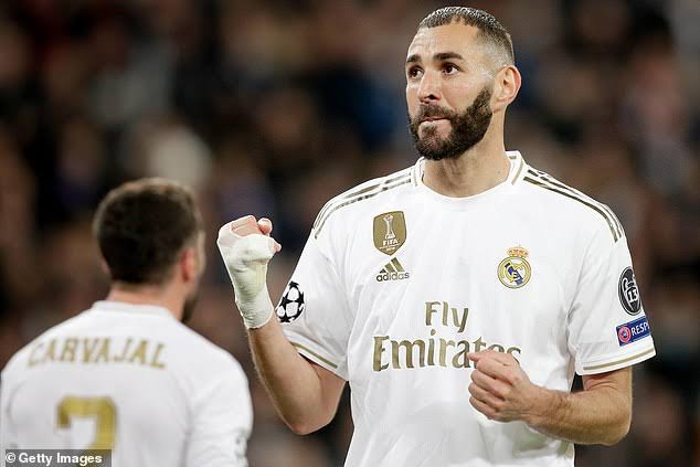 Karim Benzema's future with Real Madrid is back in the conversation