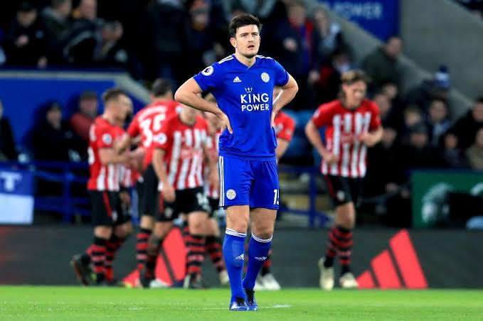 Leicester City lost at home 1-2 to Southampton