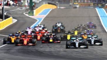 Formula 1 2020 racing calendar has been officially released