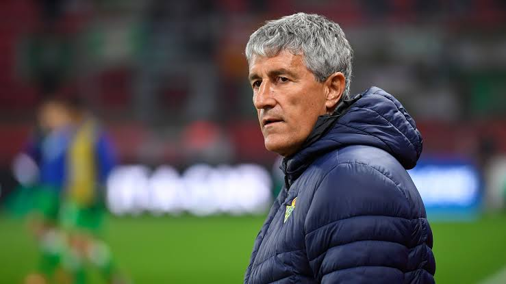 Setien: Just Winning Is Not Enough For Barcelona