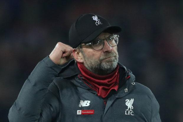 Winning 16 points, Klopp wants Liverpool to stay focused