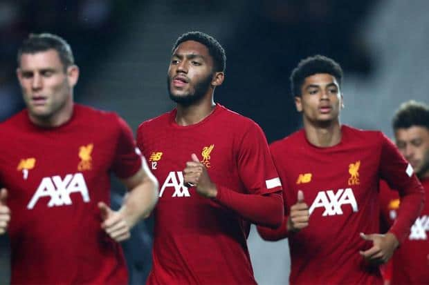 Liverpool Hurricane Injured, Gomez: We Don't Want to Lose