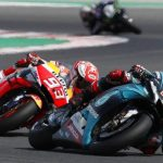 Fabio Quartararo claimed to have known several weaknesses of Marc Marquez