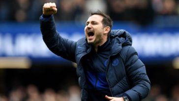 Lampard Improves, 8 Players Are Ready To Be Thrown