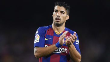 Injury until the End of the Season, Suarez Suddenly Remembers Anfield