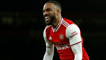 Lacazette Denies Will Leave Arsenal