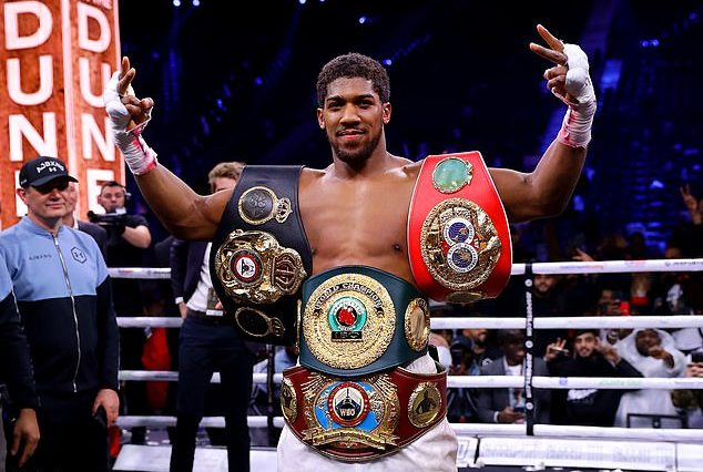 Joshua vs Pulev Postponed, Hearn: Wait for the attitude of the English Premier League
