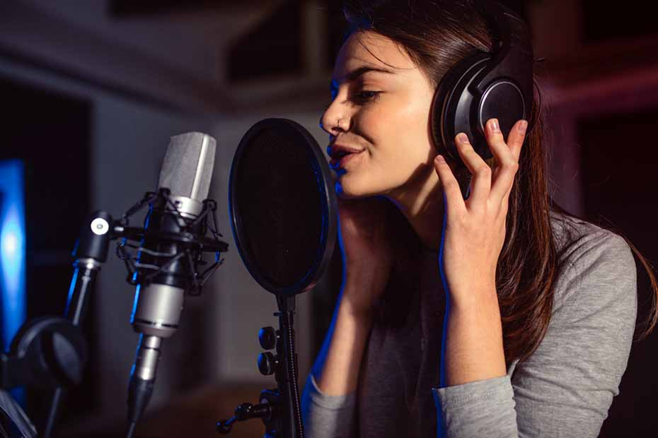 Headphones For Recording Studios