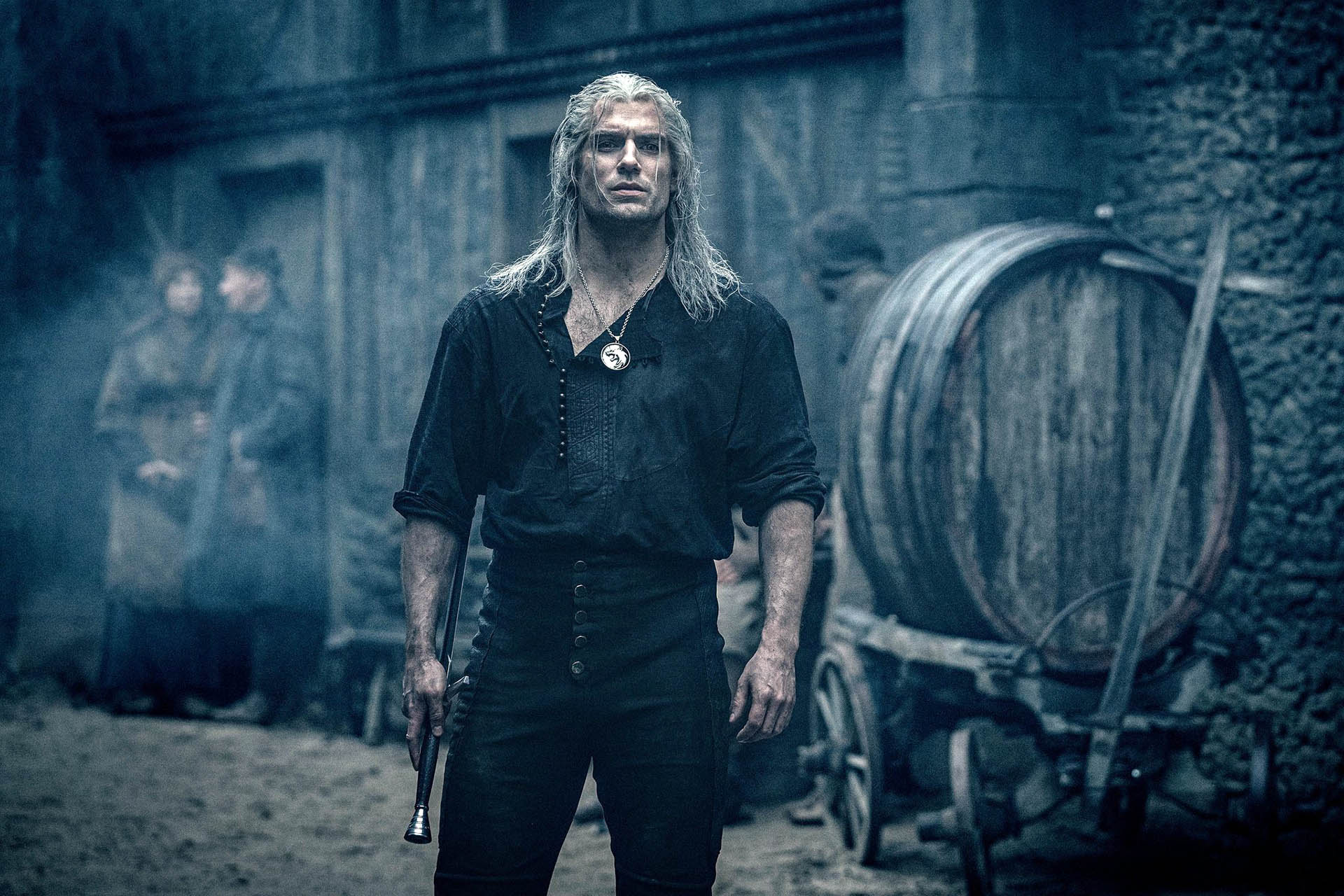 "The Witcher"" Season 2"