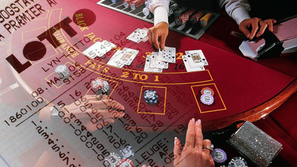 lottery vs Casino