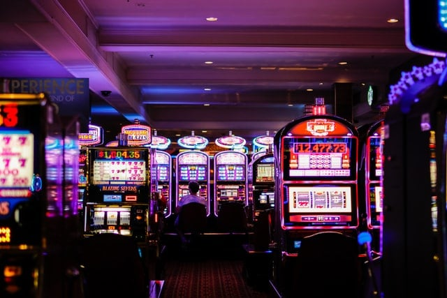 Online Slots With Various Bonus Round