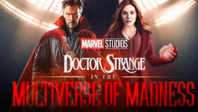 doctor strange 2022