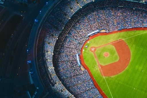 How is Earned Run average figured in Baseball?