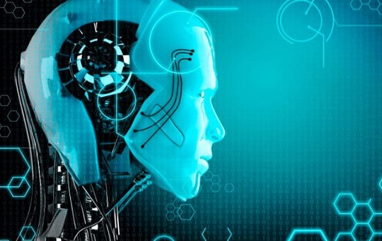 AI technology and its impact on the digital world.